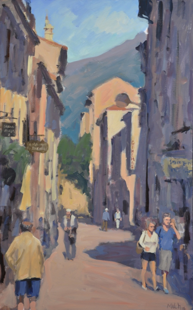 Avenue Henri Isnard