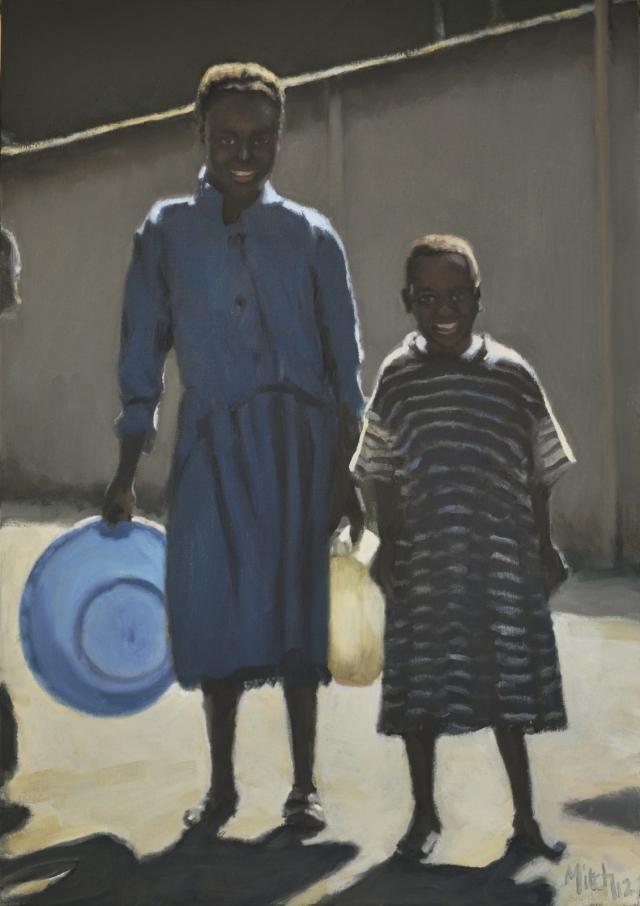 Naivasha Farm Girls Kenya