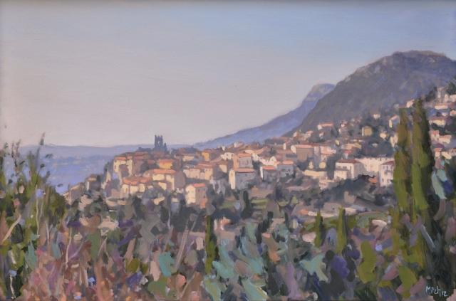 Saint Jeannet - Morning Light