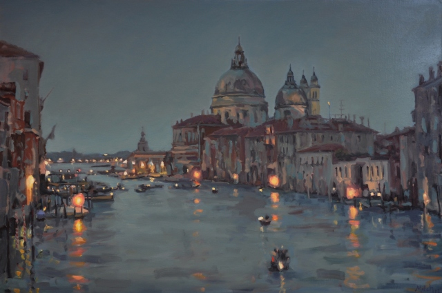 Venice - Evening Light