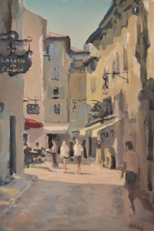 rue de l'Eveche