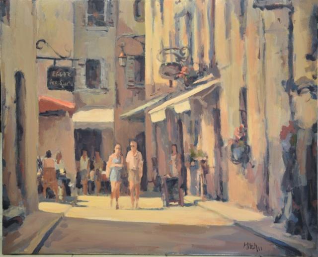 rue de l'Eveche, Vence