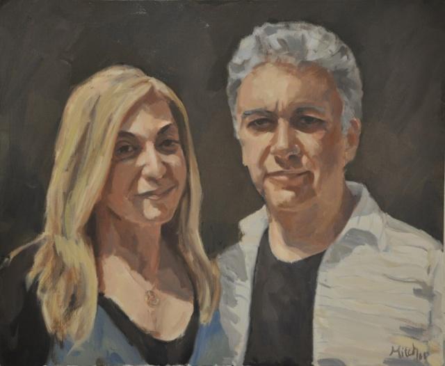 Edie & Tom