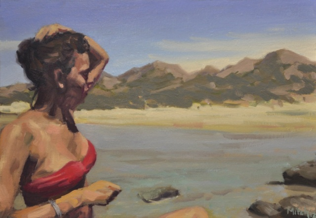Celestine on Corsica
