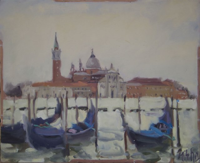 Venice View from San Marco